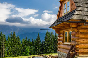 Escape To Your Perfect Cabin Getaway In Glacier National Park